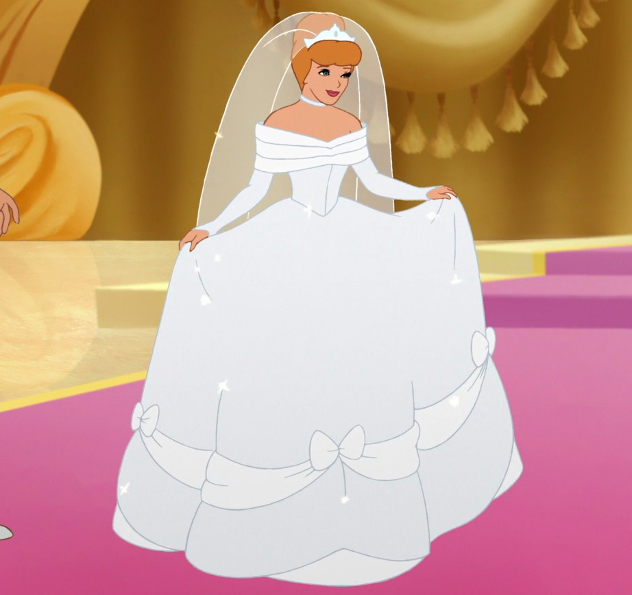 Cinderella Wedding: POTM Outfits Countdown: ~*Cinderella*~ (July 2013) Pick