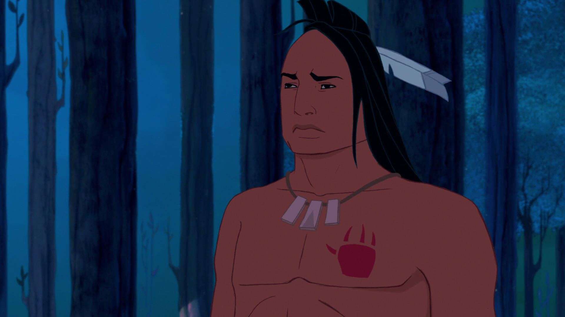 Favourite Character Countdown: Pocahontas- Round 4. Pick