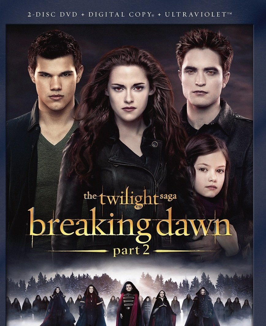Why do you think twilight series are the best?