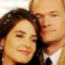 Barney&Robin (how I met your mother)