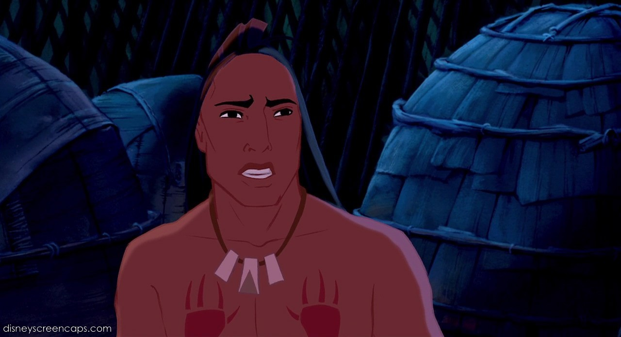Favourite Character Countdown: Pocahontas- Round 6. Pick