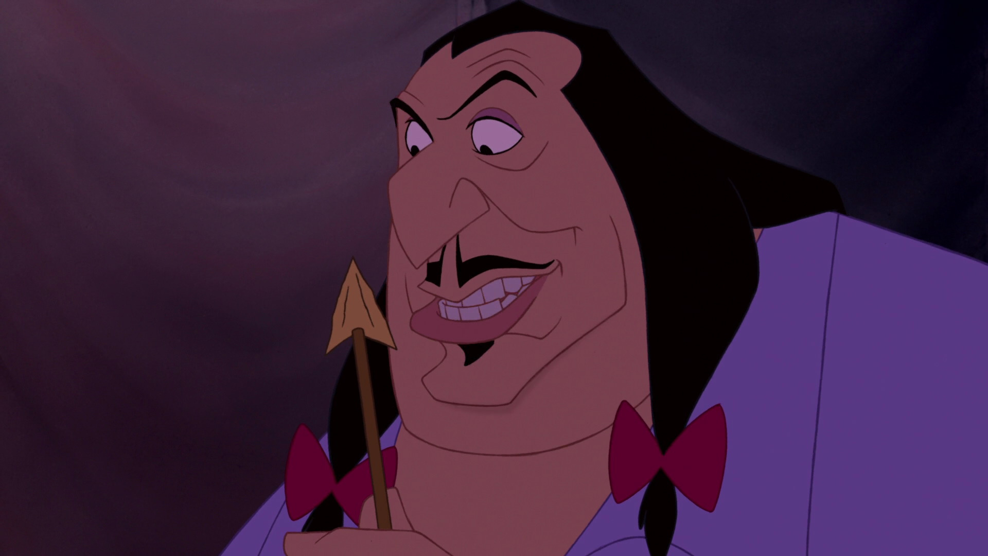 Favourite Character Countdown: Pocahontas- Round 7. Pick