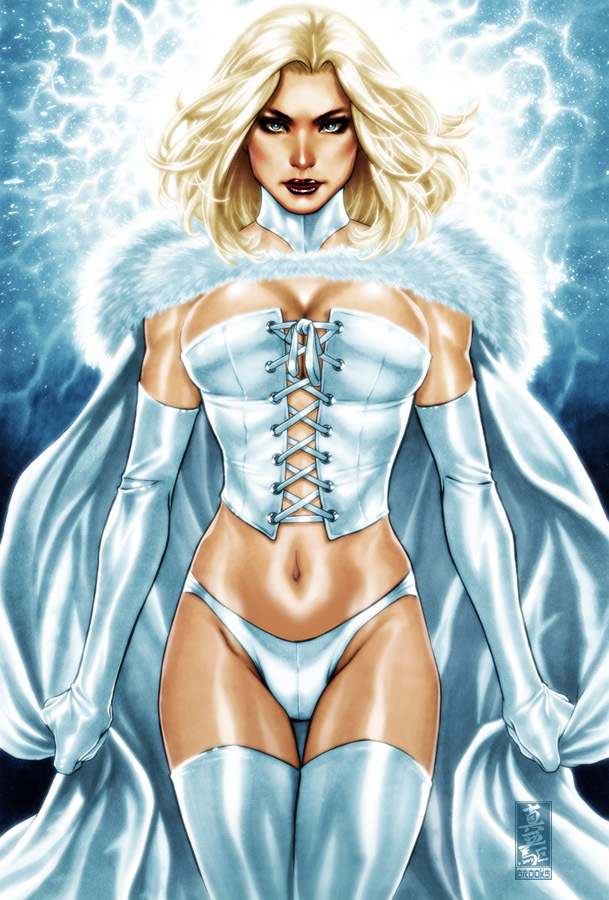 characters comics Sexy marvel