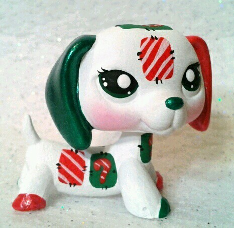 Christmas/Hanukkah/Winter LPS Customs. Which is your favorite ...