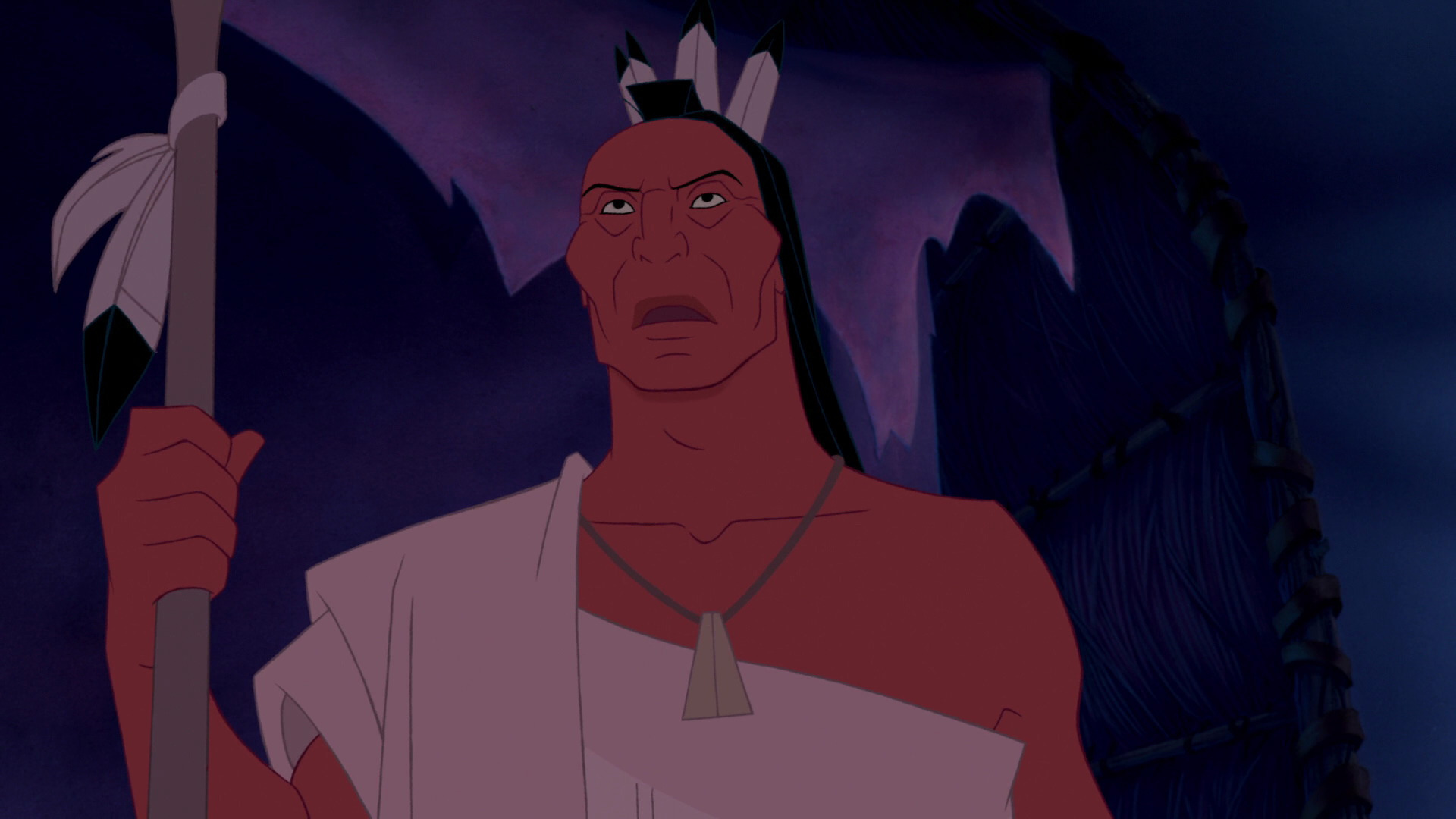 Favourite Character Countdown: Pocahontas- Round 8. Pick