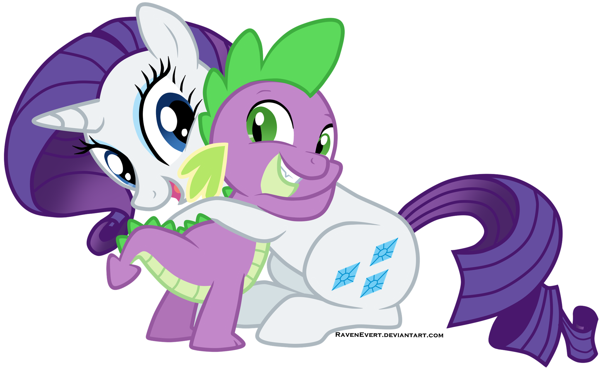 Do you think Spike and Rarity make a cute couple? Poll ...
