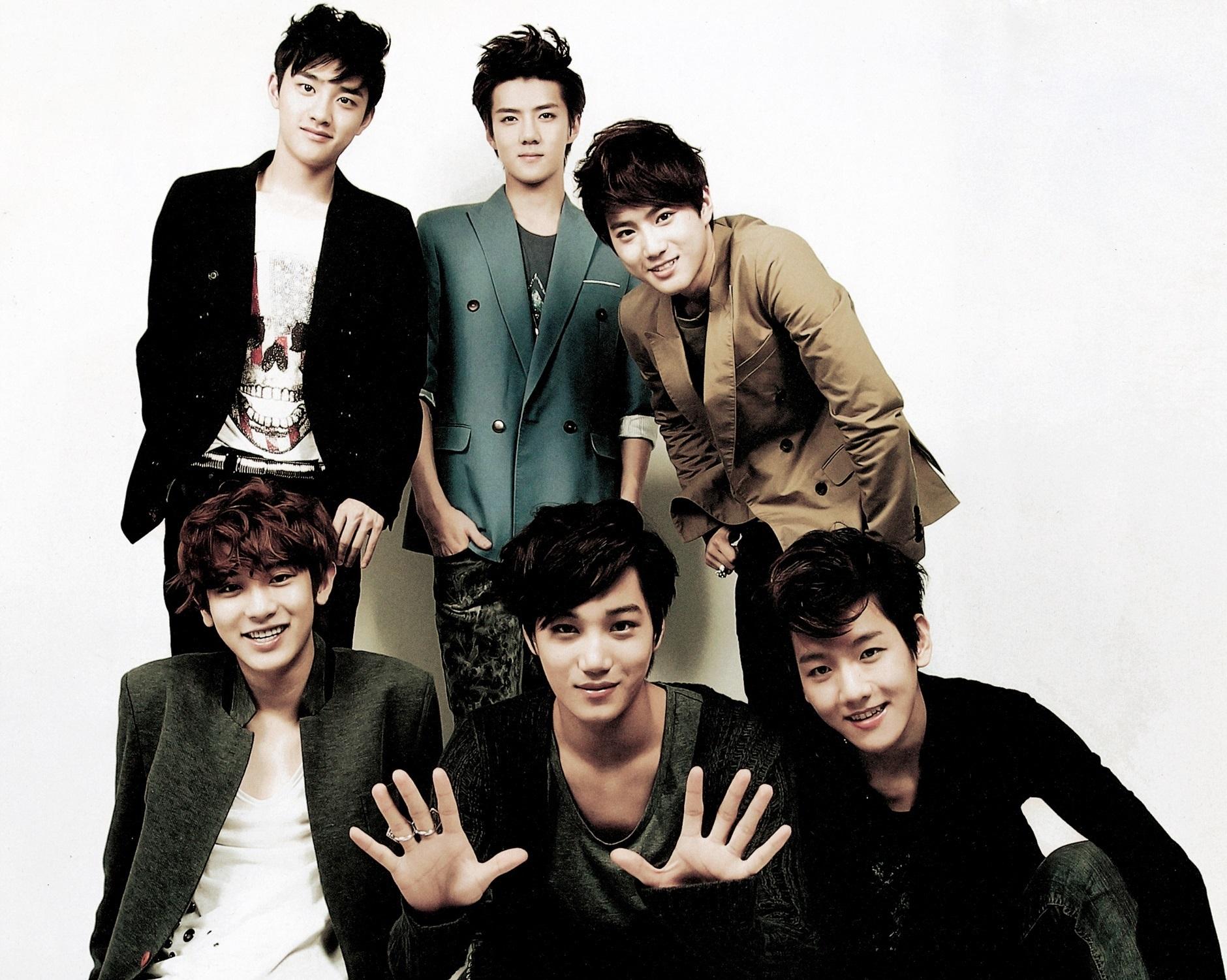 Kpop Boy Band which kpop boys ...