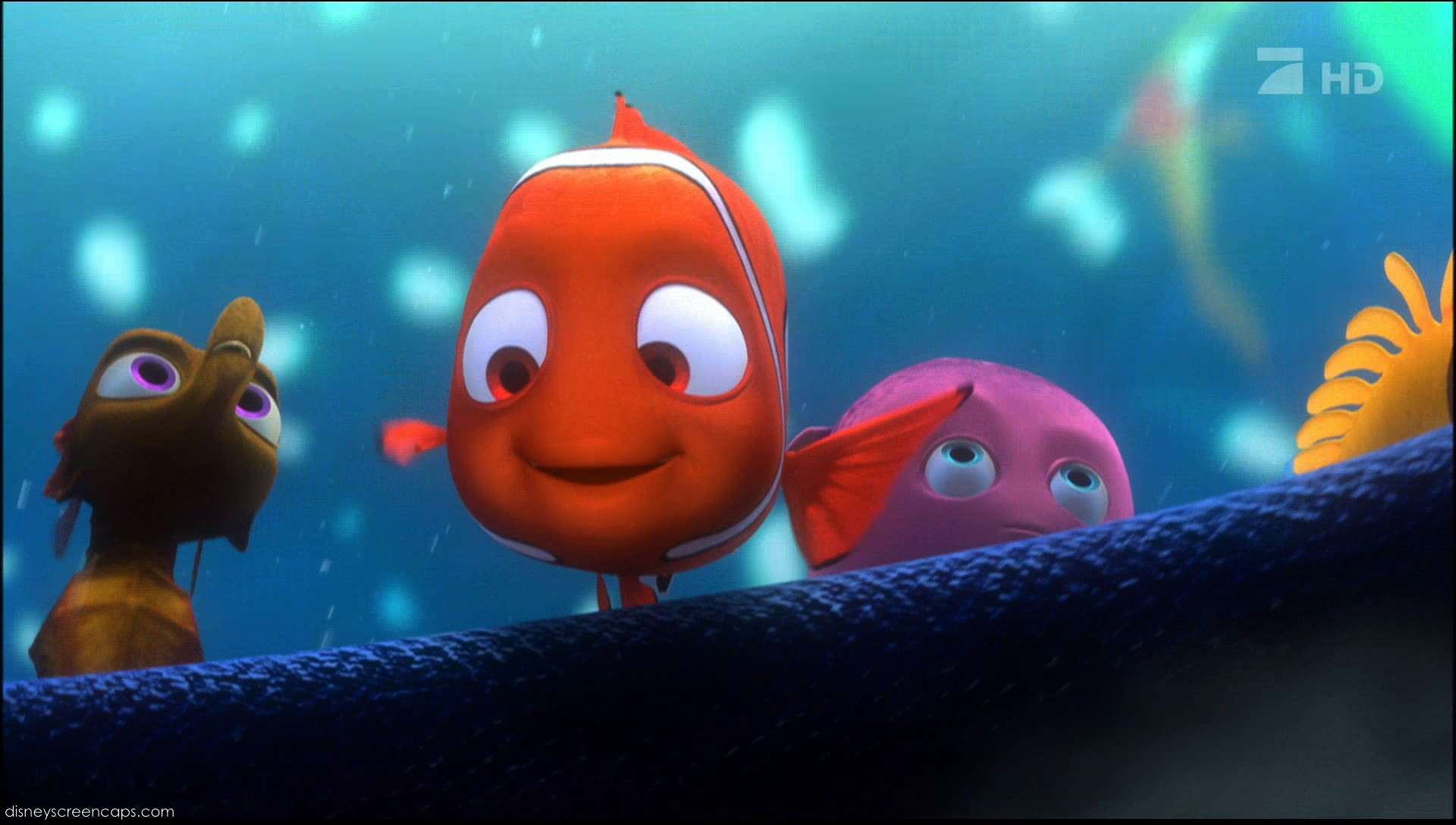 Brave vs my favorite pixar movie which do you like more for Disney fish names