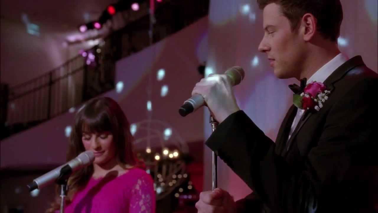 Glee finchel wedding