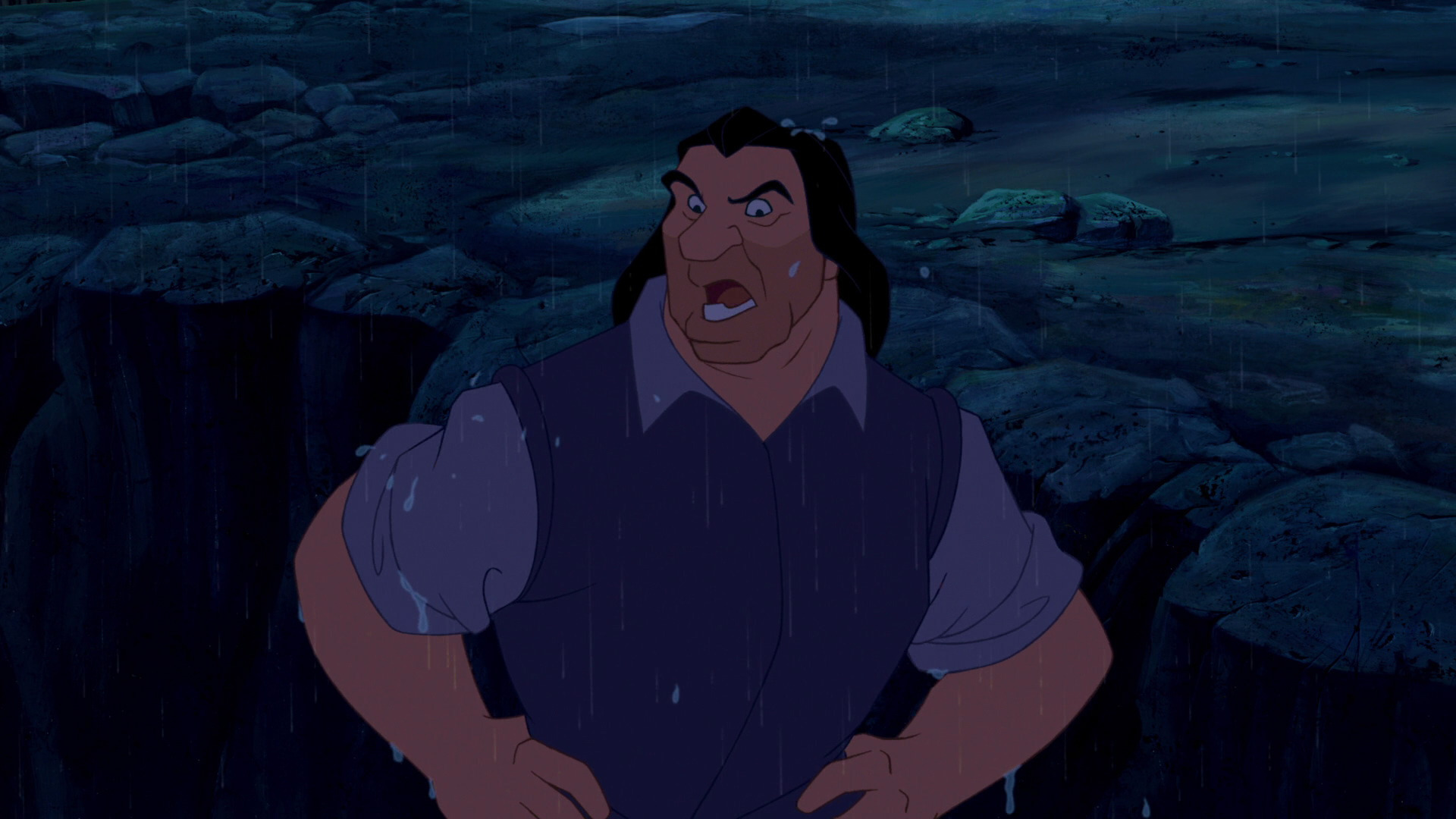 Favourite Character Countdown: Pocahontas- Round 9. Pick