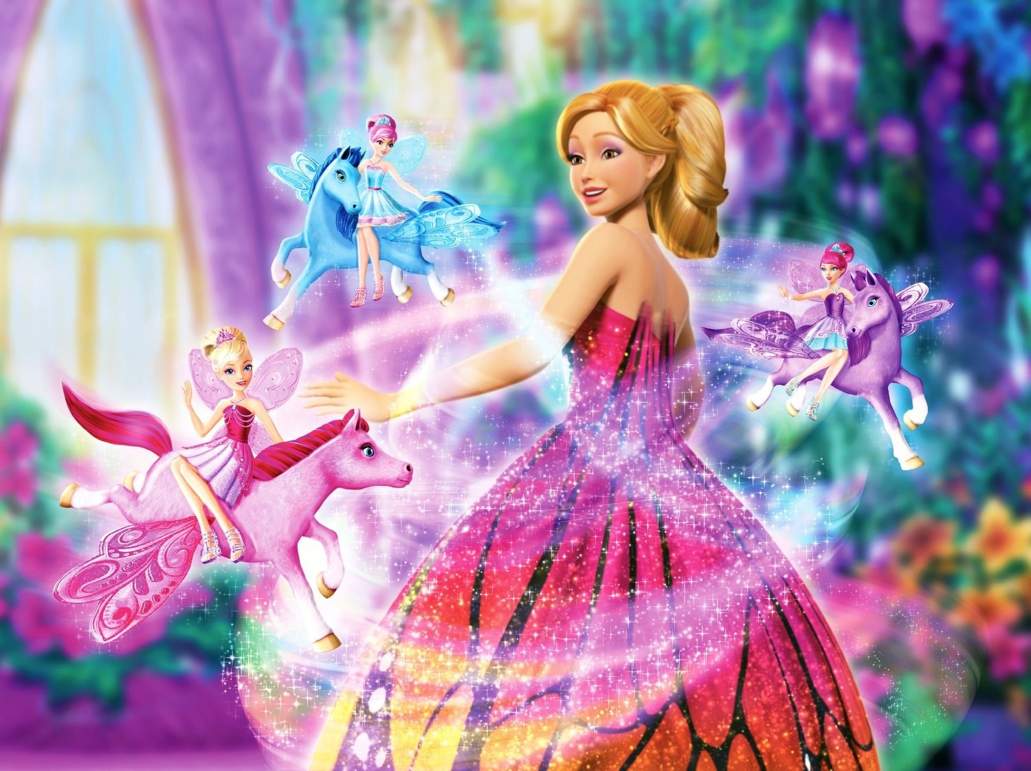 What do you like about barbie movies poll results barbie - Barbie pictures download free ...