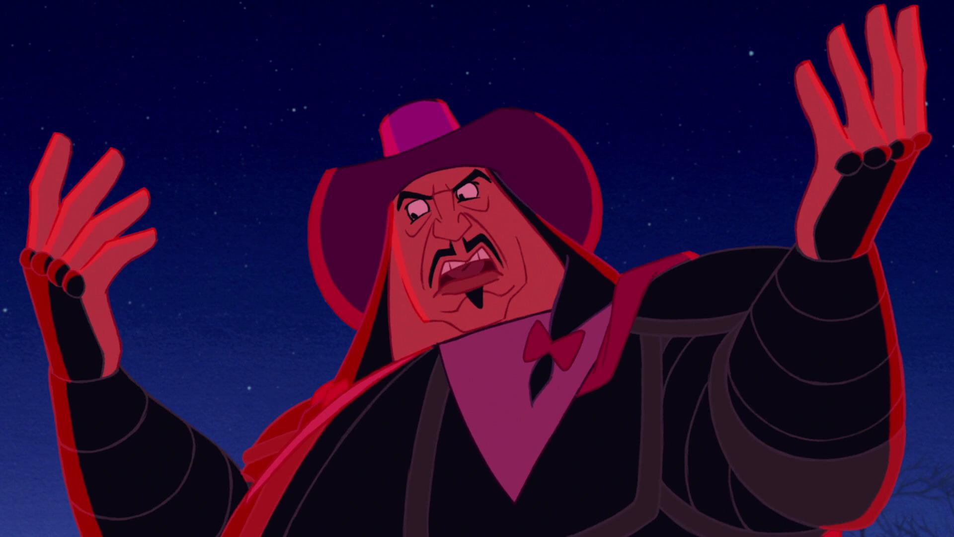 Favourite Character Countdown: Pocahontas- Round 10. Pick
