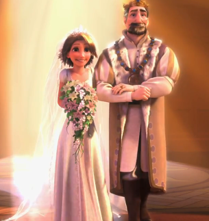 Which Disney Princess Had The Best Wedding Dress Poll Results Bride Rapunzel