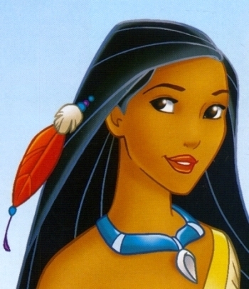 Custom Made Pocahontas Indian Princess Dress Costume Cosplay ...
