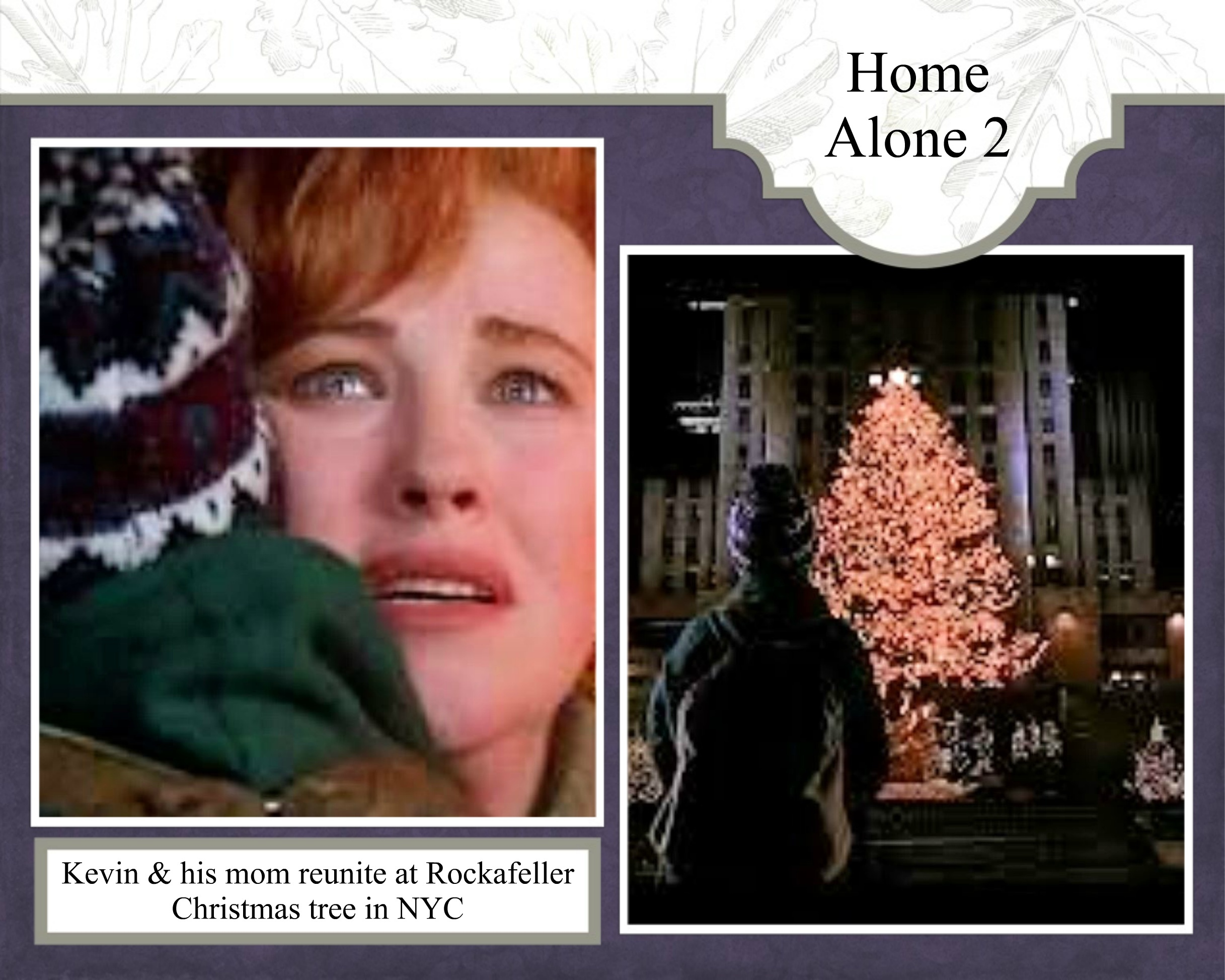 Whats your favorite part of the movie Home Alone 2 Lost in