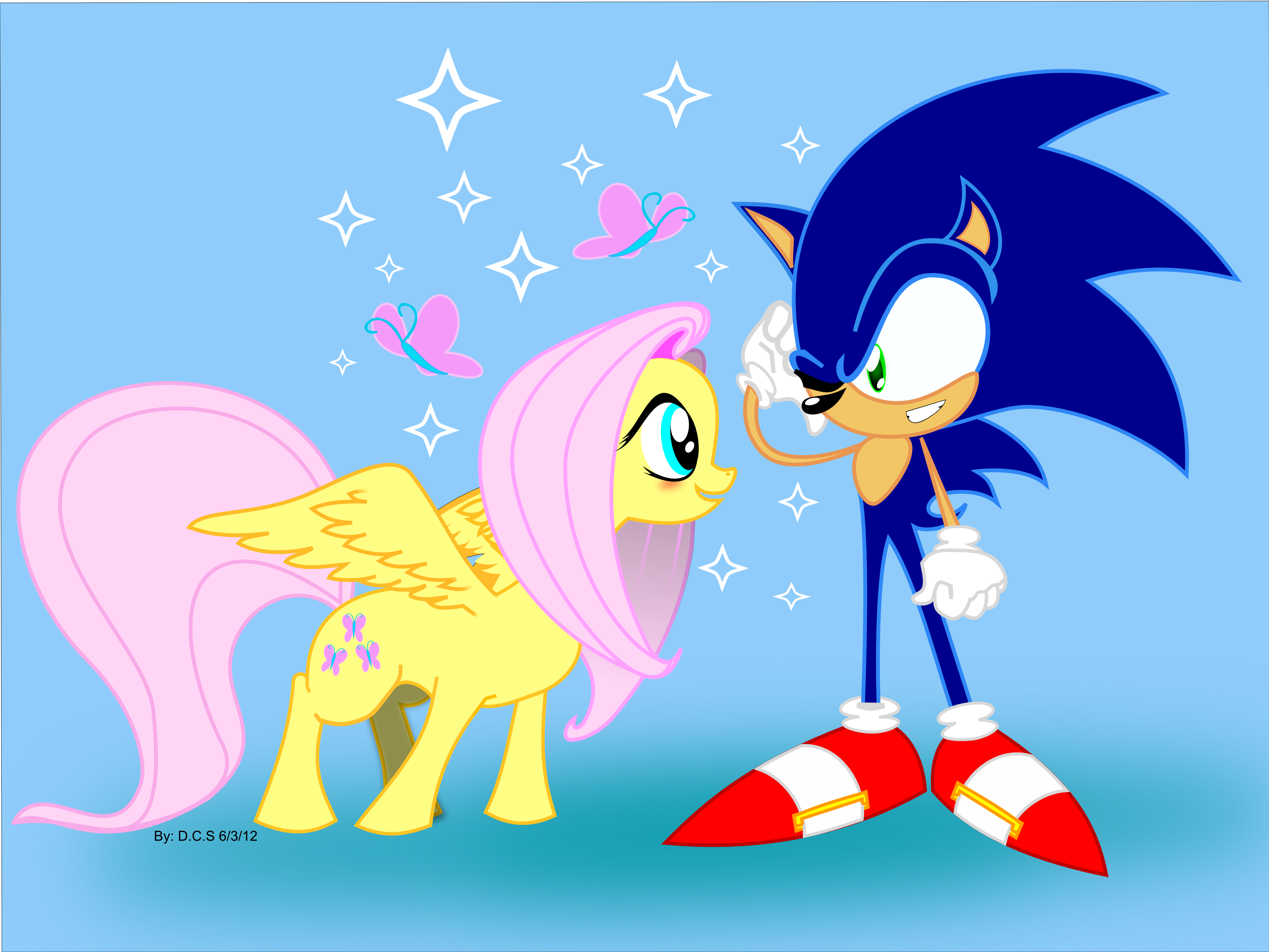 What Is Your Favorite Sonic The Hedgehog My Little Pony