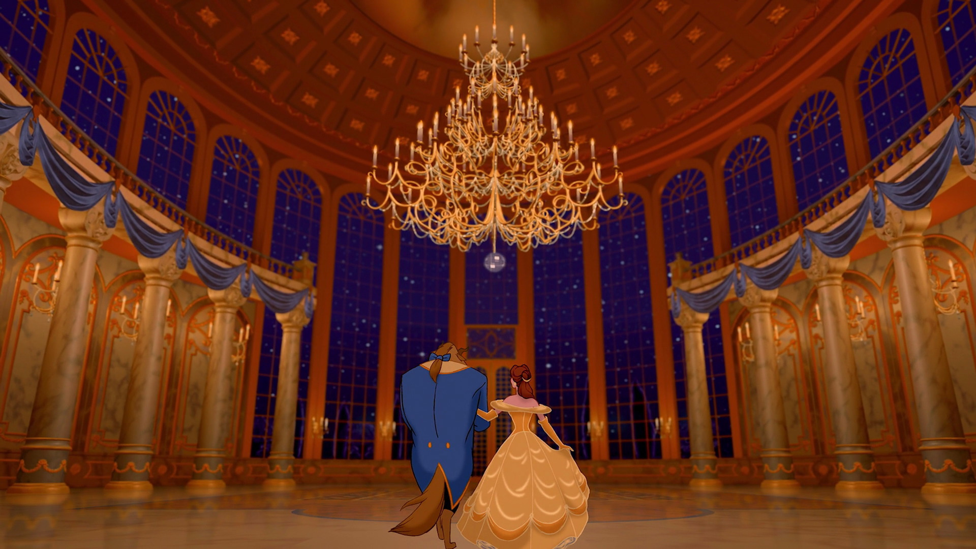 Beauty and the beast belles bedroom - Disney Leading Ladies Which Is Your Best Scene For Belle In Beauty And The Beast