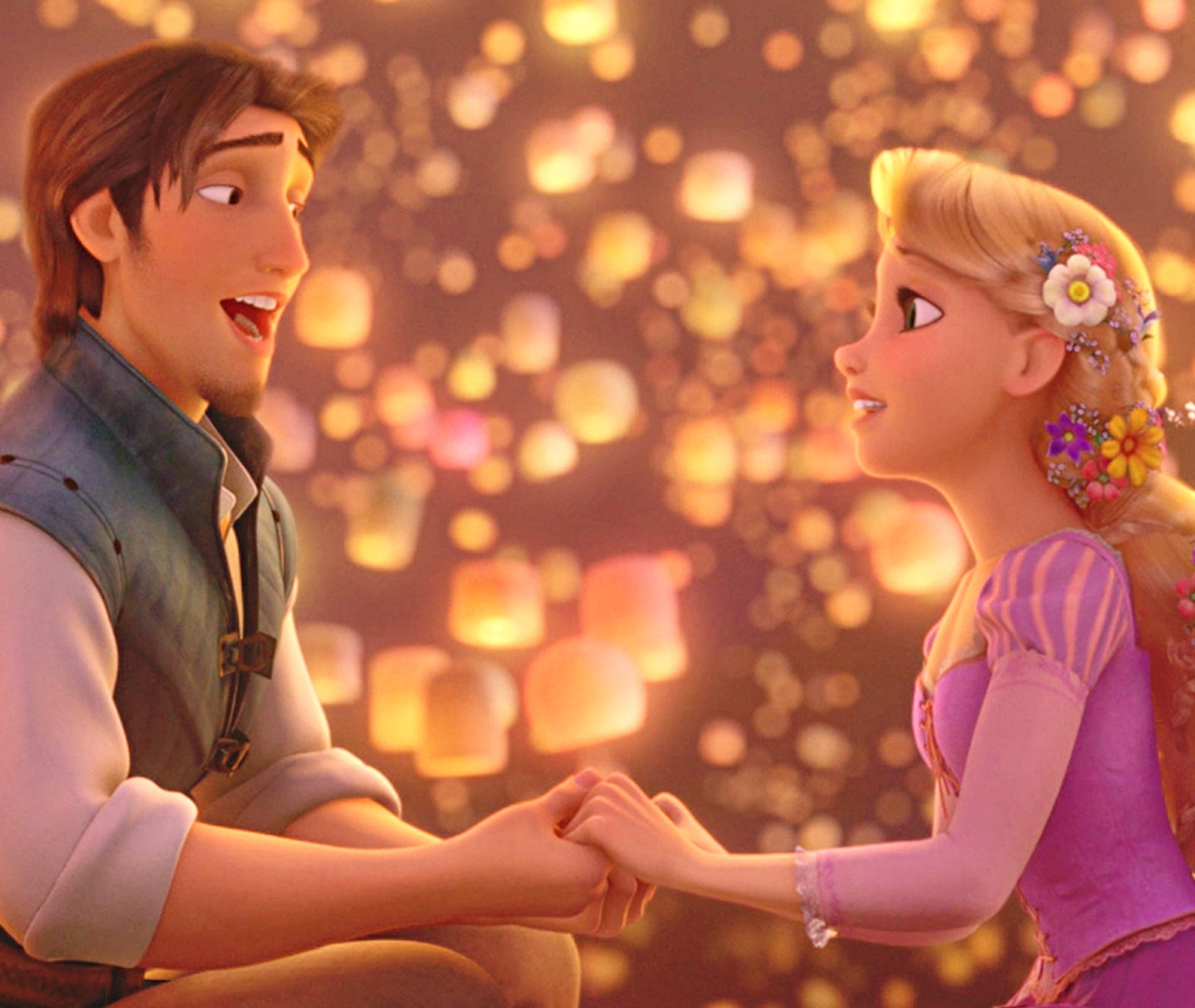 Battle of the Disney Scenes - Favorite Romantic Moment ...