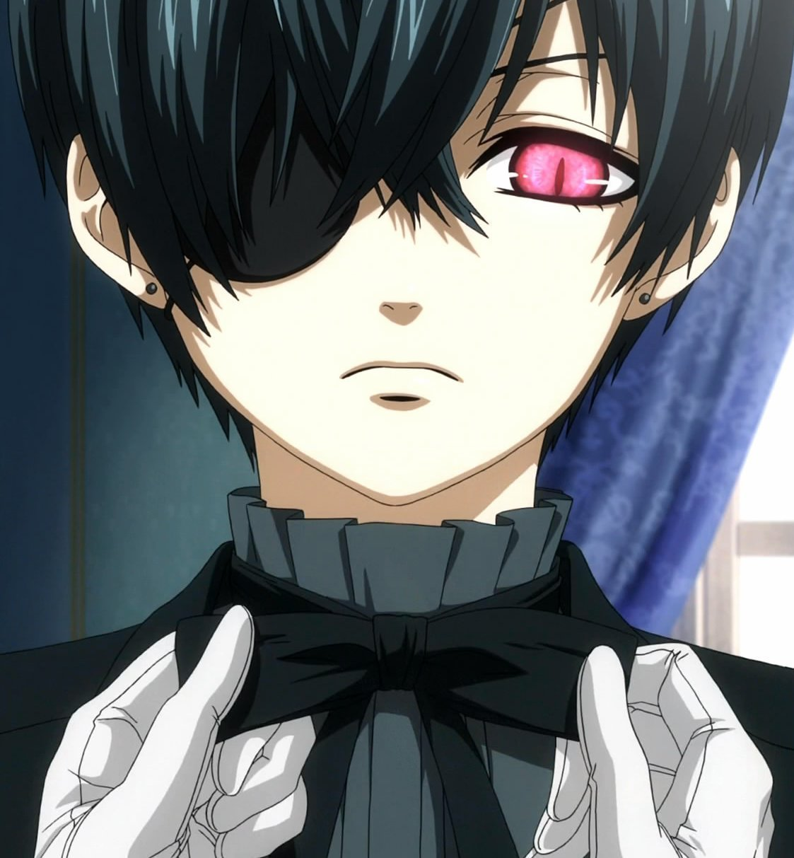 ciel phantomhive eye - photo #19