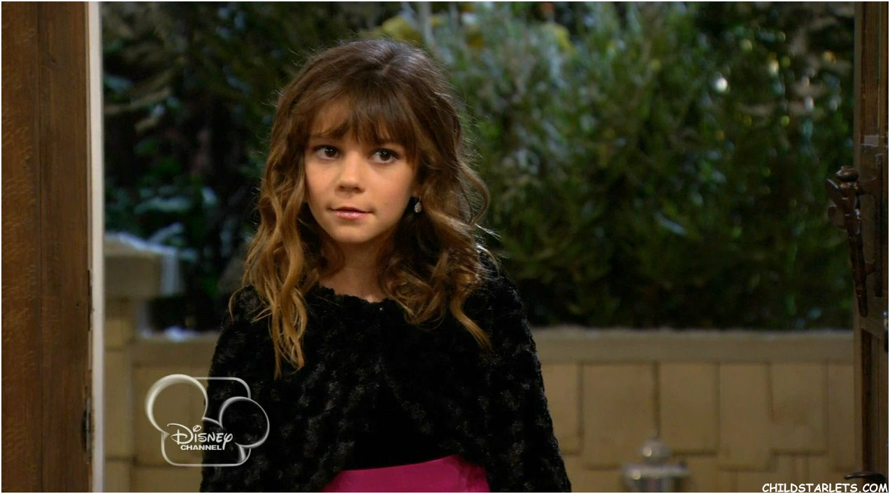 Good Luck Charlie  G Hannelius In Good Luck Charlie