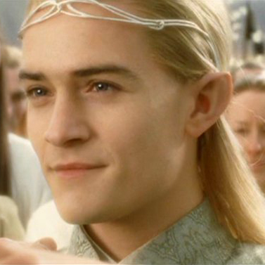 Choose your favorite smile of Legolas. - Lord of the Rings ...