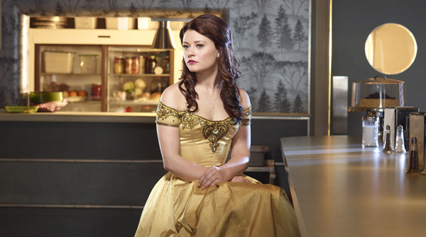 Who is your favourite Disney Princess? OUAT style Poll ...Once Upon A Time Ruby And Belle