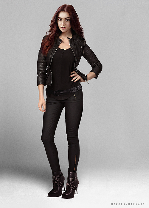 Best Clary's outfit? Poll Results - Mortal Instruments ...