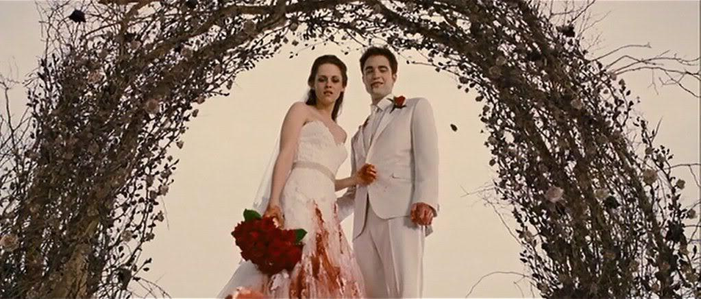 The Dream Sequence Wedding