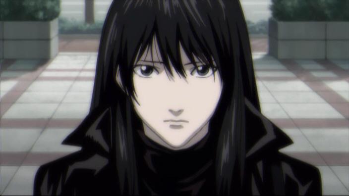 Beauty contest r3 most beautiful black hair anime girl anime