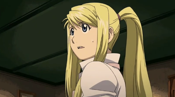 Top 6 Anime Characters : Out of my top favorite female anime characters who do