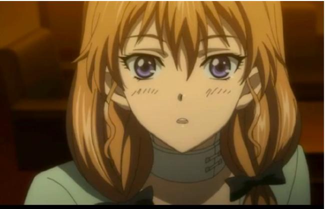 Beauty Contest (R4)__Most Beautiful Orange Hair anime Girl ...