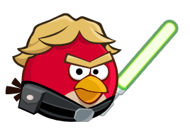 Favorite character in Angry Birds Star Wars Poll Results
