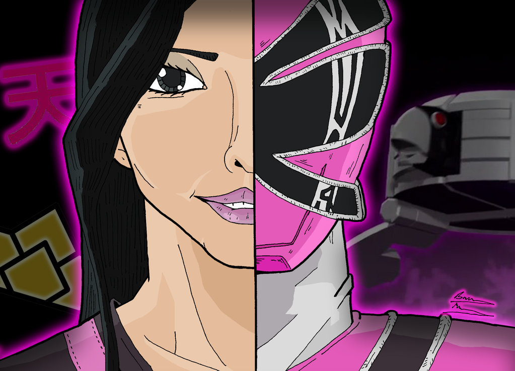 Who is your favorite pink ranger from mighty morphin to megaforce the power rangers fanpop - Power ranger samurai rose ...