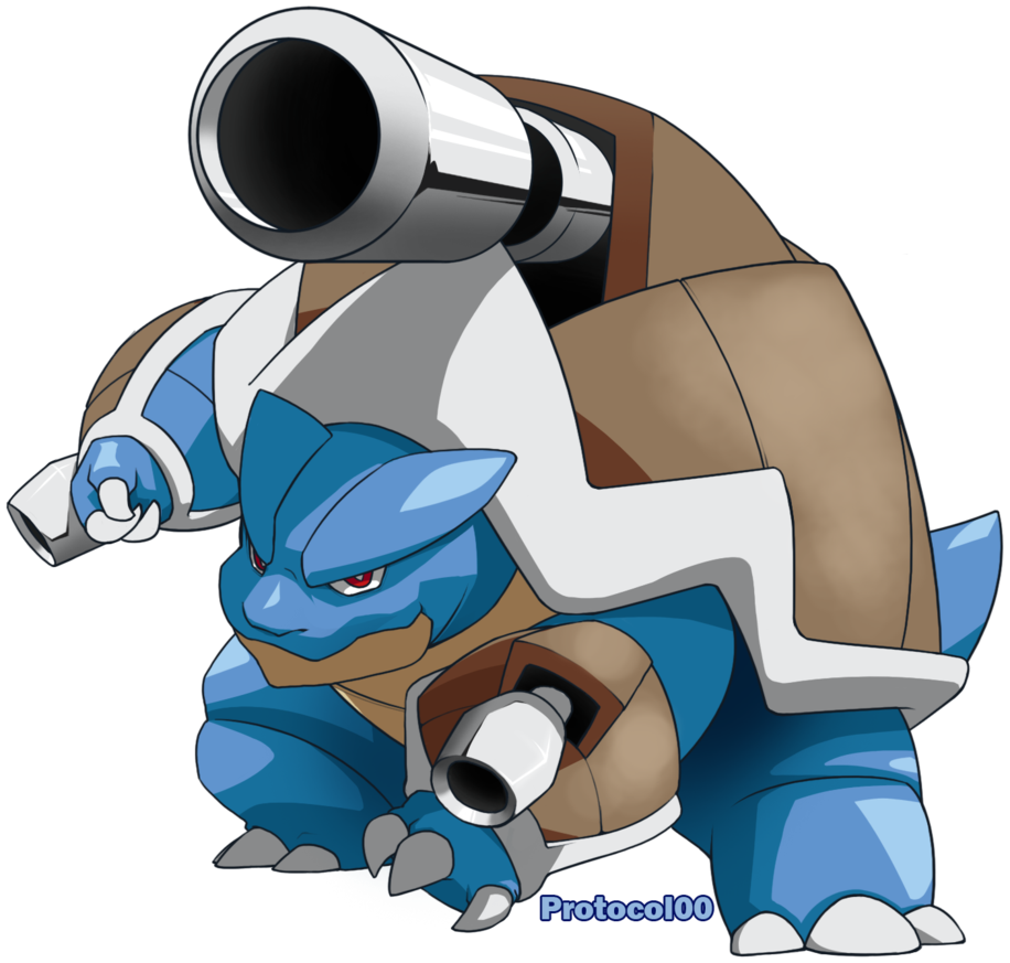 The gallery for pokemon x and y mega evolutions blastoise - Tortank pokemon y ...