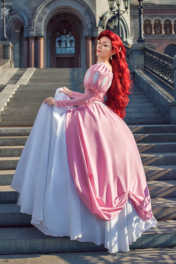 If You Decided To Make An Ariel Cosplay Which Of Her
