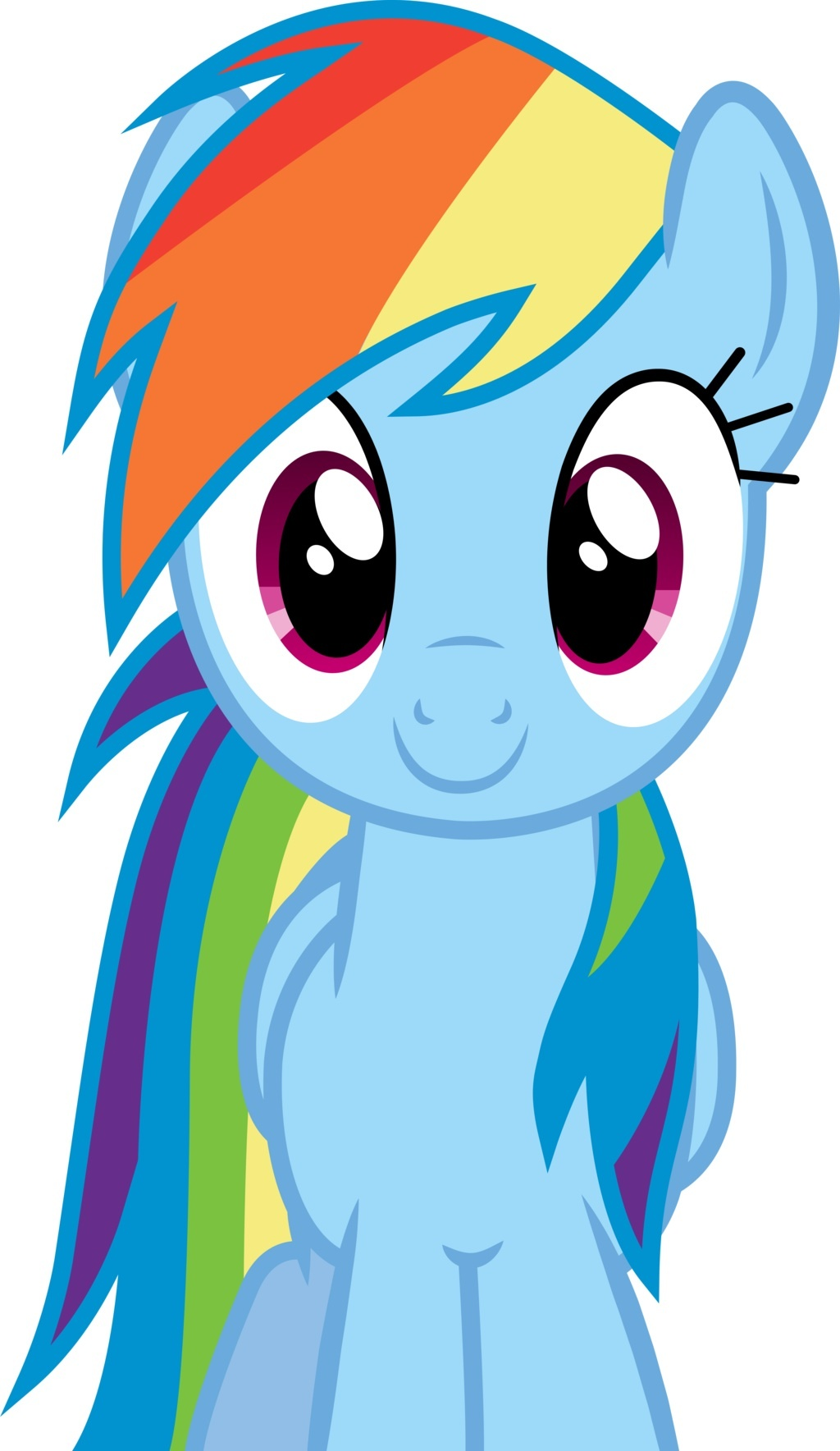 Rainbow Dash vs Trixie Poll Results - My Little Pony ...