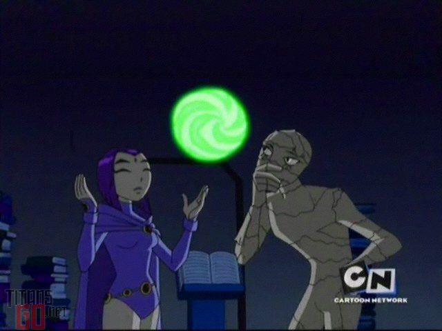 Teen titans episode spellbound, pornanimated gif