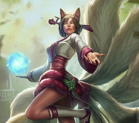 League of Legends Favorite Ahri skin?