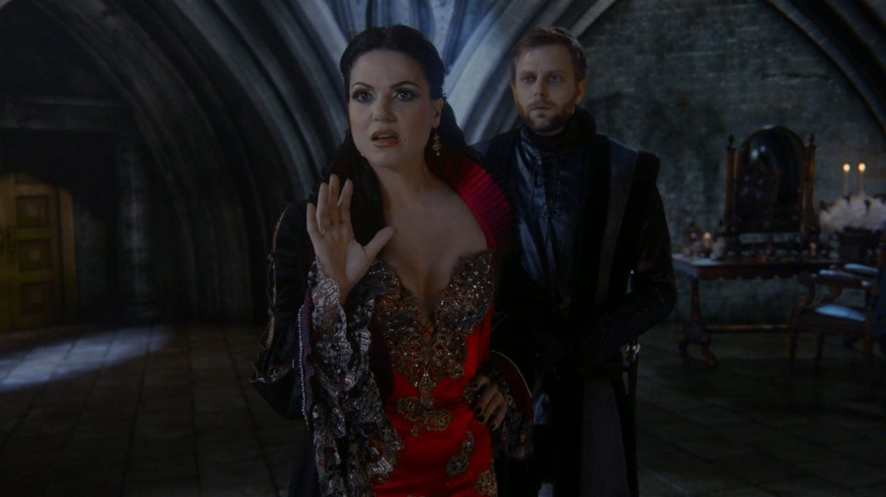 "Favorite ""Evil Queen"" dress from episode 3x06 Poll Results ..."