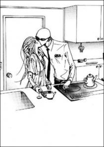 dating manga