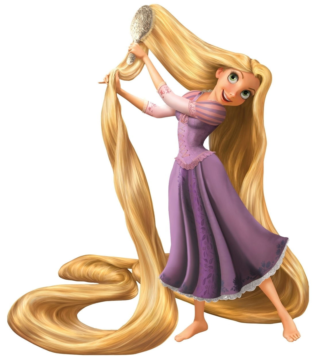 How Do You Like Rapunzels Hair Poll Results Tangled