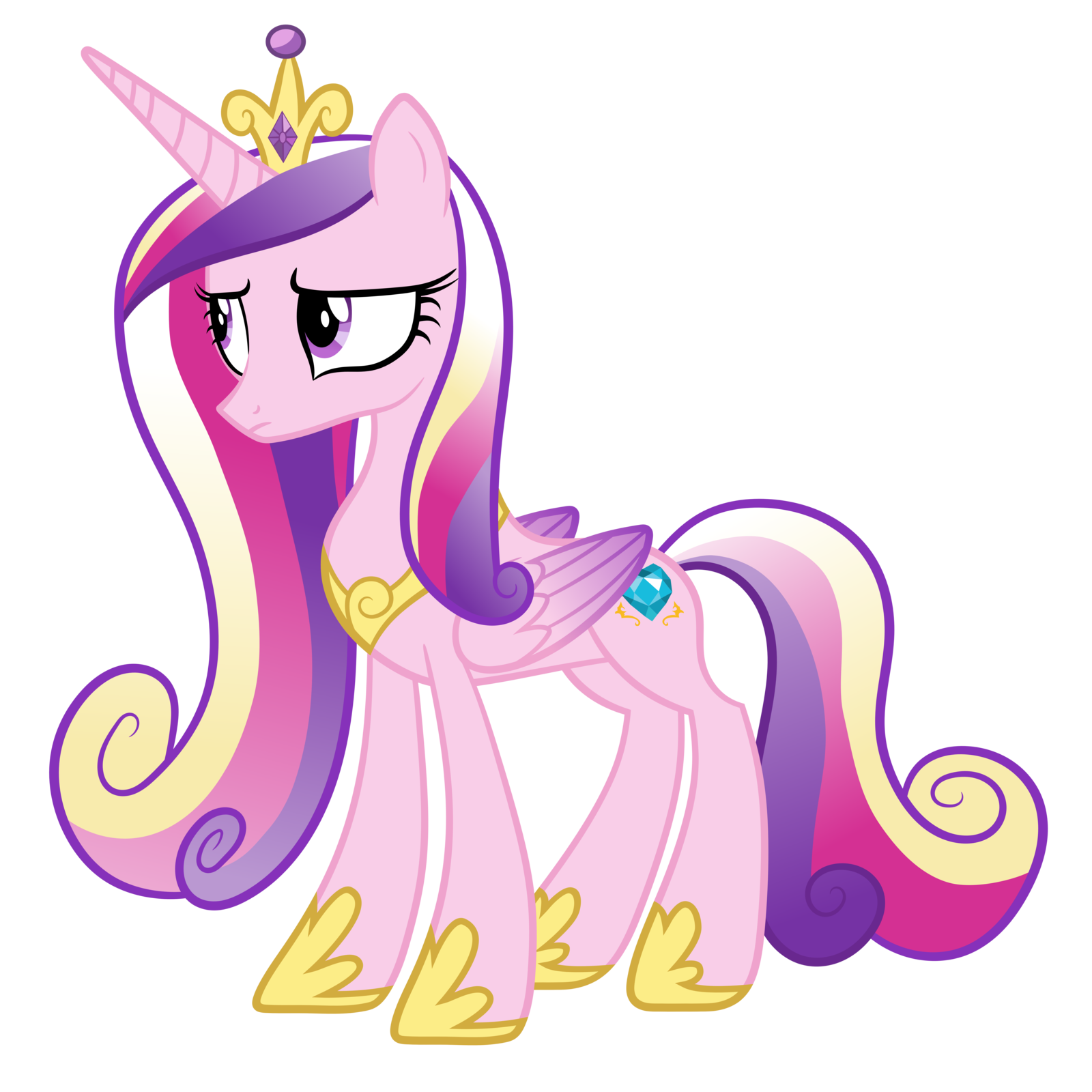 Do you want Princess Cadence to have a baby pony? Poll ...