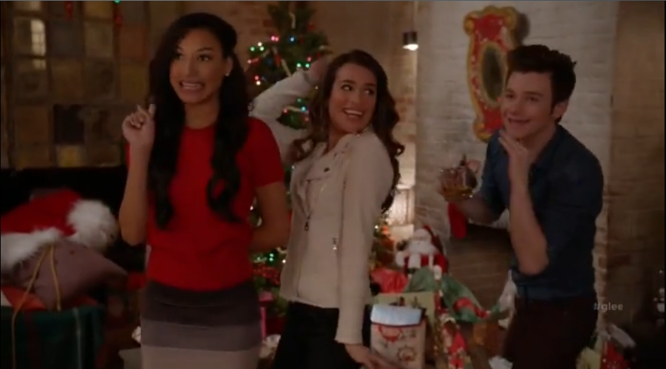 glee what is you favorite song of episode 8 from season 5 previously unaired christmas - Glee Previously Unaired Christmas