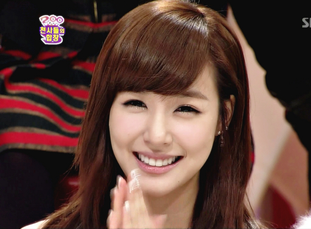 Which Hair Color Suits Tiffany The Most Girls Generationsnsd