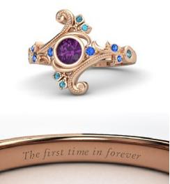 Disney Princess Engagement Ring Quiz