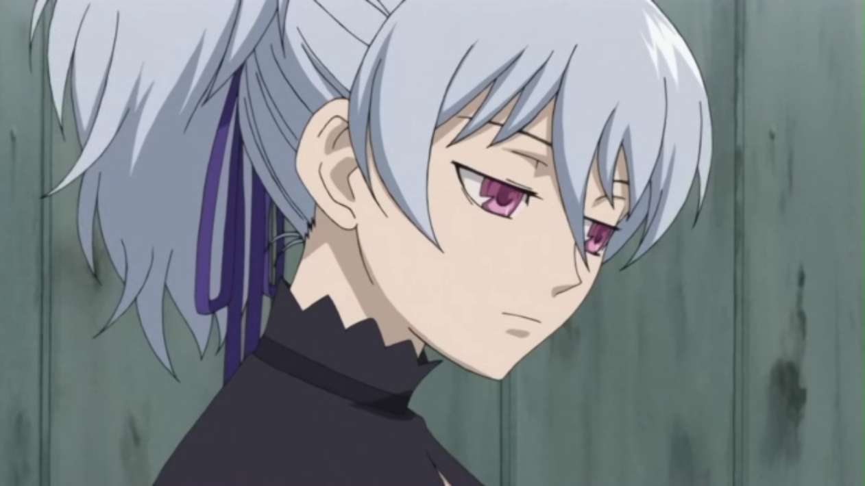 Anime Characters Grey Hair : My top favorite silver white grey haired characters