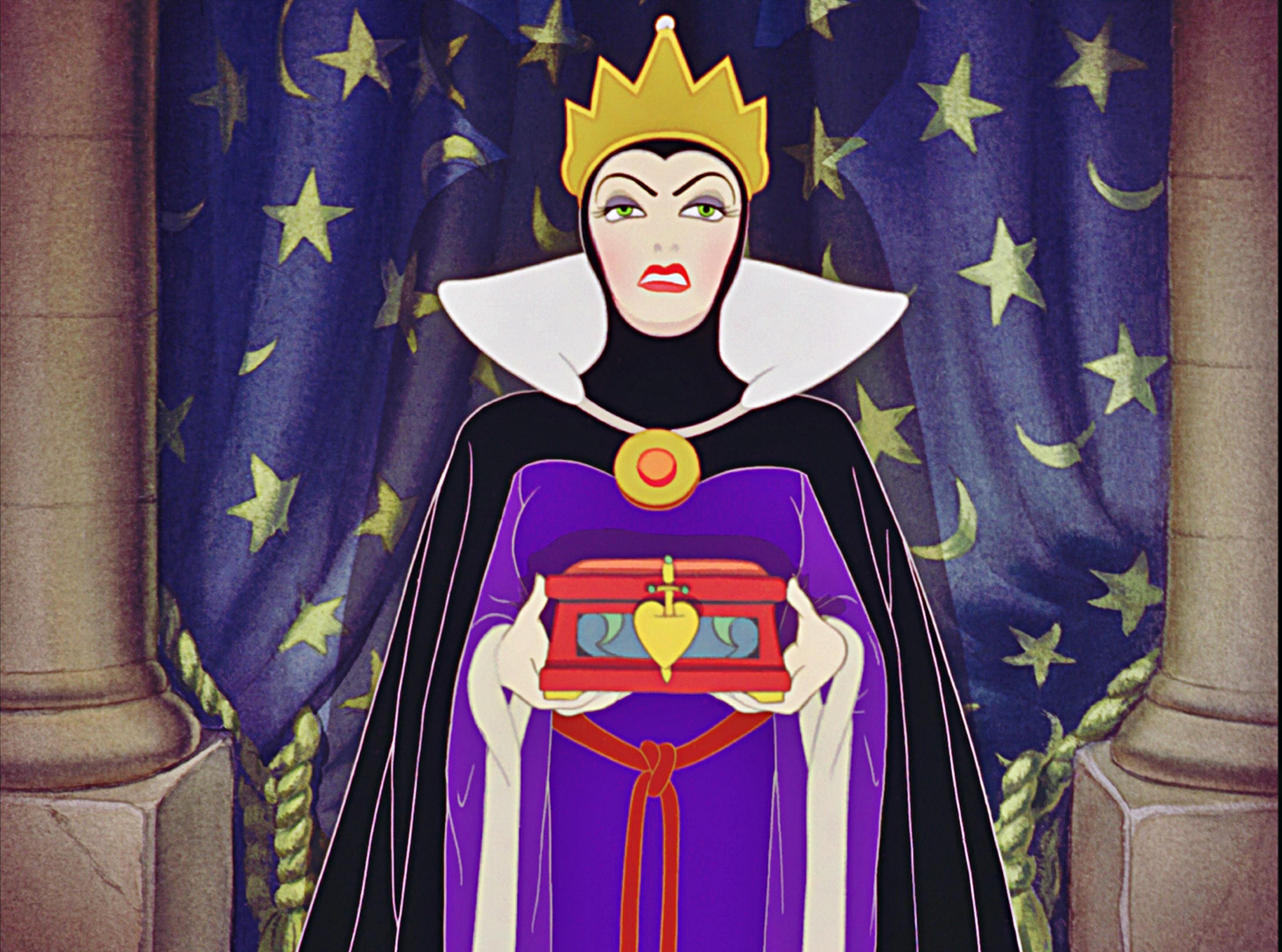 Most evil disney princess villains vote for the most evil - Evil queen disney ...
