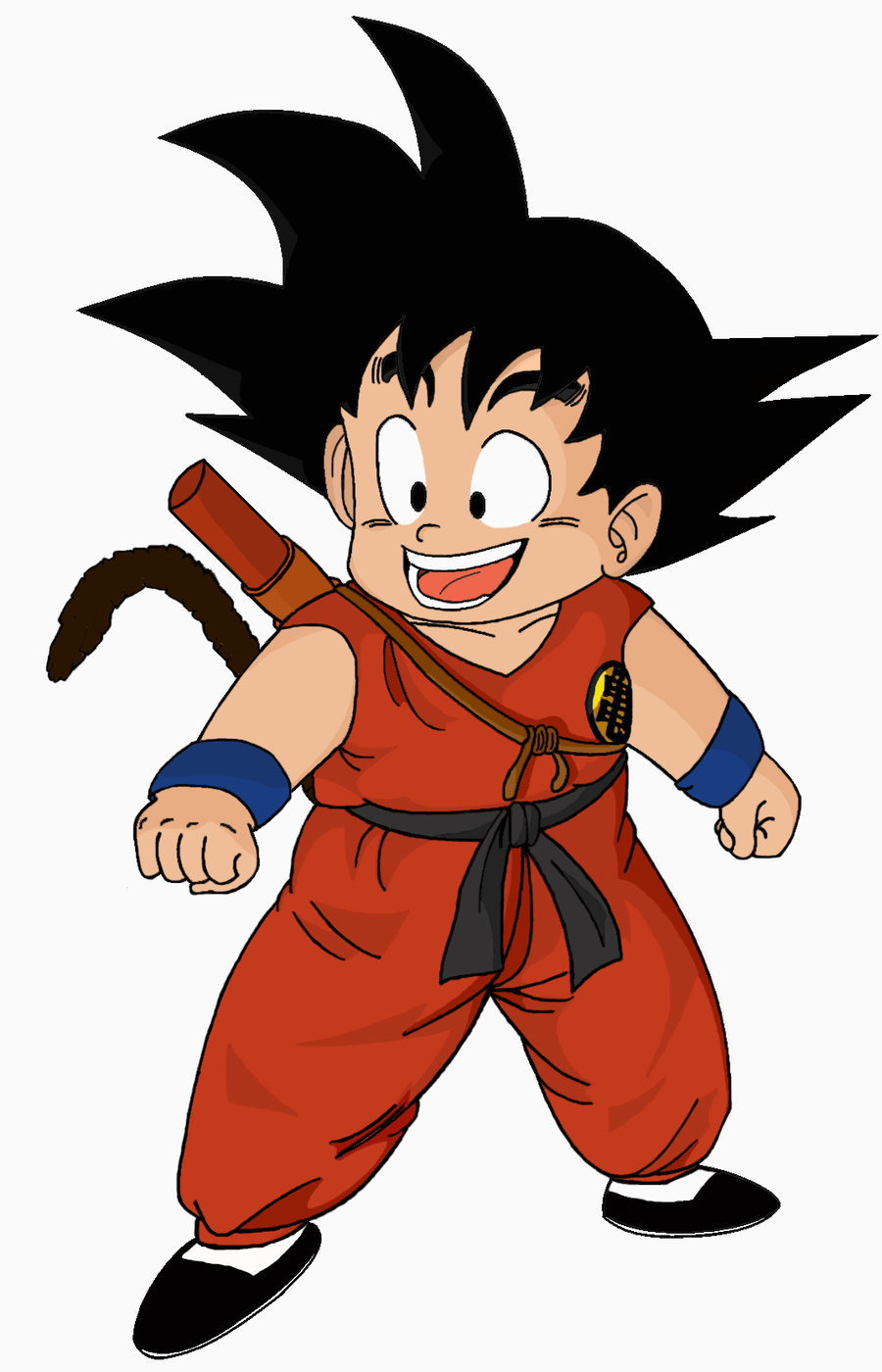 Who do you like Better: Kid Goku or Kid Vegeta? Poll Results - Dragon Ball Z - Fanpop