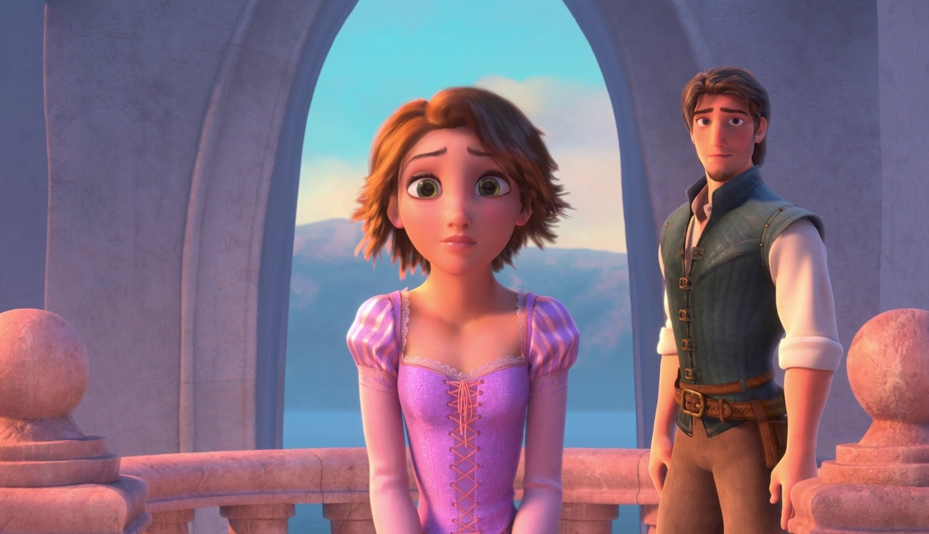Hair color not hair style poll results disney princess fanpop - Hair Style Do You Think Rapunzel S Brown Hair Looks Like Alice S Hair In Twilight Poll Results Disney Princess Fanpop