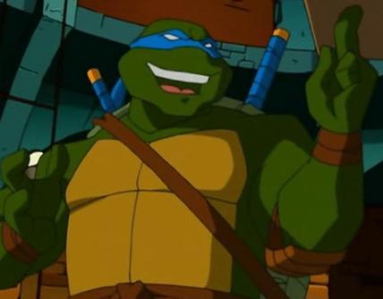 TMNT 2003 S01E02 - A Better Mousetrap! Favorite Character ...